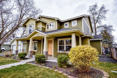 Boise Single Family Home For Sale: 2519 N 31st St