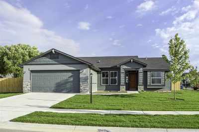 Nampa Single Family Home New: 6503 E Fairmount St