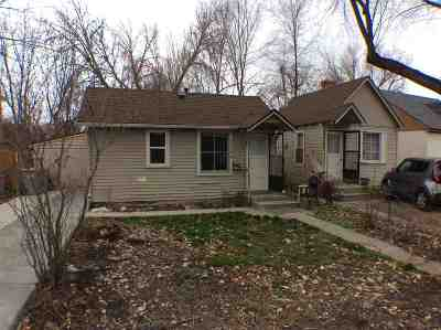 Boise Multi Family Home For Sale: 2519 N Lander