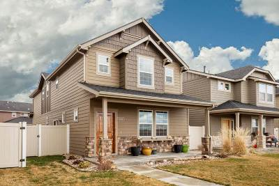 Boise ID Single Family Home For Sale: $350,000