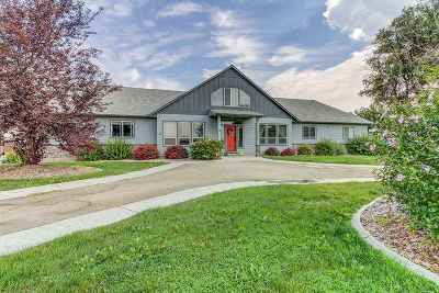 Nampa Single Family Home For Sale: 5820 Cherry Ln.