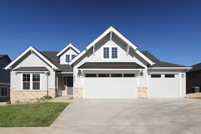 Boise ID Single Family Home Back on Market: $544,900
