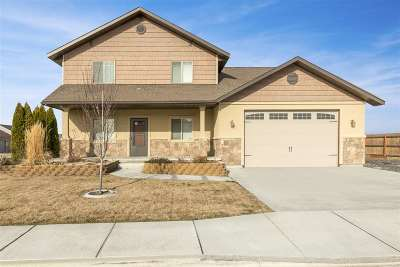 Twin Falls Single Family Home For Sale: 703 Field Stream Way