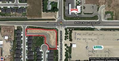 Meridian Residential Lots & Land For Sale: 4744 N Park Crossing Ave