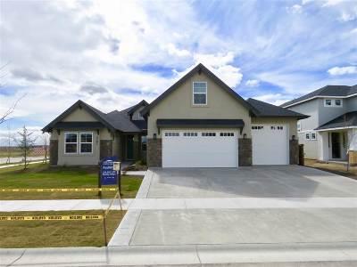 Meridian Single Family Home Back on Market: 3761 W Renhold Dr