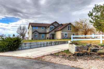 Nampa Single Family Home For Sale: 7425 Falazon Ct