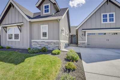 Meridian ID Single Family Home New: $465,000