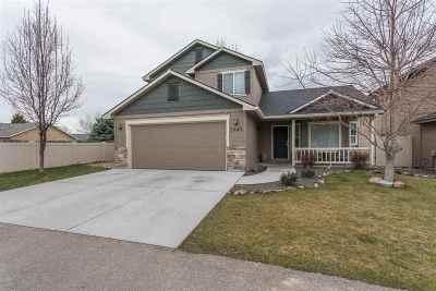 Meridian ID Single Family Home New: $265,000