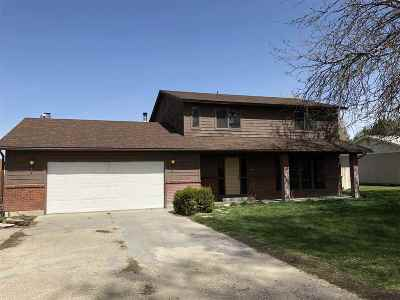 Nampa Single Family Home For Sale: 2106 E. Maryland