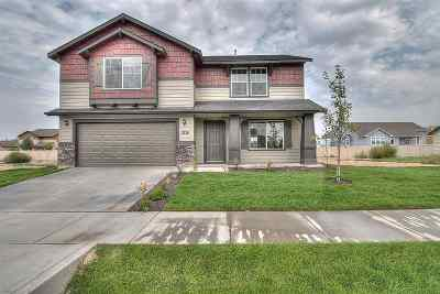 Caldwell ID Single Family Home New: $211,490