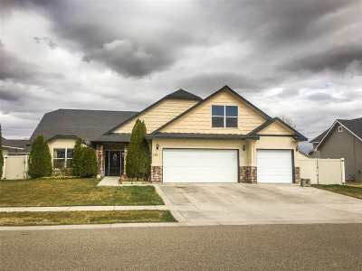 Fruitland ID Single Family Home For Sale: $229,000