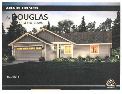 Single Family Home For Sale: 110 Adams Street