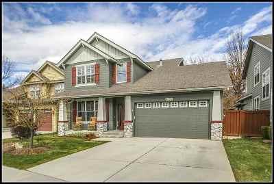 Boise Single Family Home Back on Market: 6176 E Settlement Court