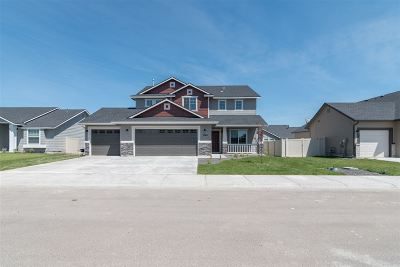Caldwell ID Single Family Home New: $230,990
