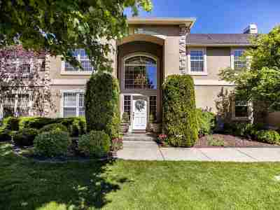 Boise, Nampa, Kuna, Meridian, Eagle, Star Single Family Home For Sale: 2262 N Greenview Ct.