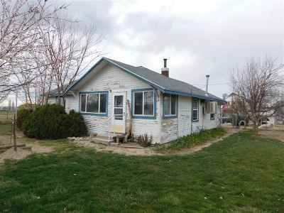Owyhee County Single Family Home For Sale: 5796 Highway 55