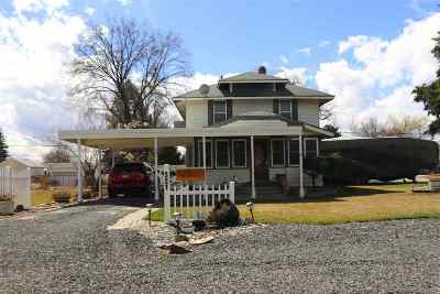 Wendell Single Family Home For Sale: 321 E Ave B