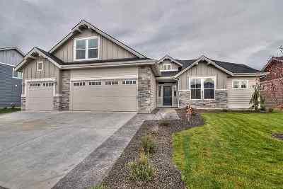 Eagle Single Family Home For Sale: 1079 N Foudy Ln.