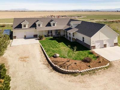 Middleton Single Family Home For Sale: 11772 Purple Sage Rd