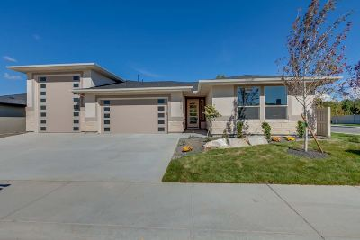 Meridian ID Single Family Home Back on Market: $438,000