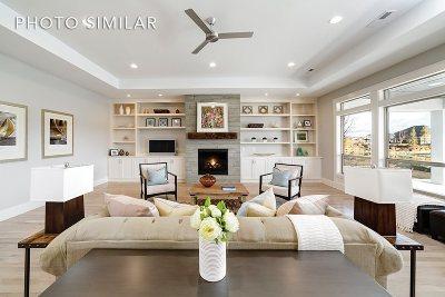 Eagle Single Family Home For Sale: 1397 N Triathlon Ave