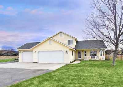 Boise Single Family Home For Sale: 6006 S Five Mile Rd