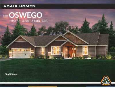 Single Family Home For Sale: 2141 U A Avenue