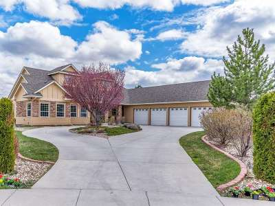 Boise Single Family Home Back on Market: 5765 E Felly Rim Ct