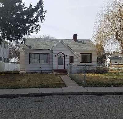 Shoshone Single Family Home For Sale: 313 N Apple Street