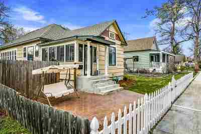 Single Family Home For Sale: 1215 N 12th