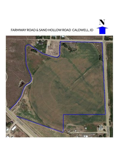 Caldwell Residential Lots & Land For Sale: 27657 Farmway Road