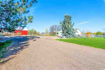 Nampa Single Family Home For Sale: 1824 Maryland