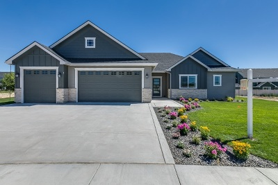 Owyhee County Single Family Home For Sale: River View Drive