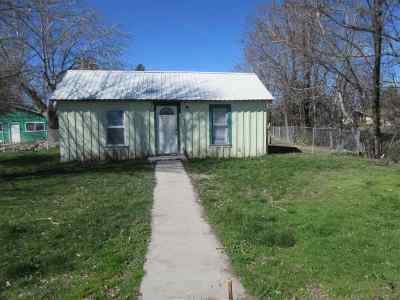 Weiser Single Family Home For Sale: 1443 State St.