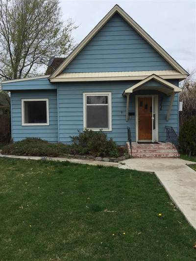 Nampa ID Single Family Home Back on Market: $132,000