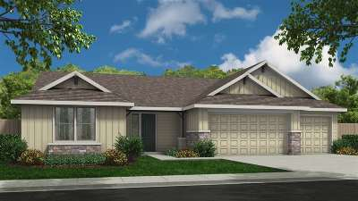 Nampa Single Family Home For Sale: 11161 W Brougham Dr.