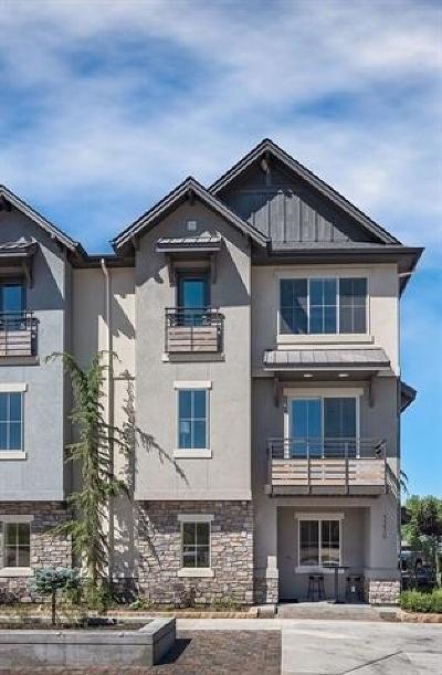Boise Condo/Townhouse For Sale: 3383 E Exacta Ln
