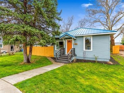 Boise Single Family Home Back on Market: 4723 W Irving Street