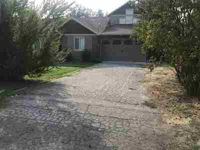 Boise Single Family Home For Sale: 3607 N Collister Drive