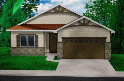 Boise Single Family Home New: 11372 W Trestlewood
