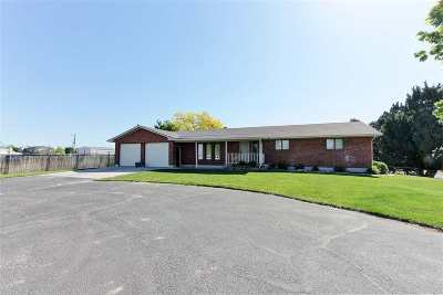 Nampa Single Family Home For Sale: 18938 Midland Blvd.