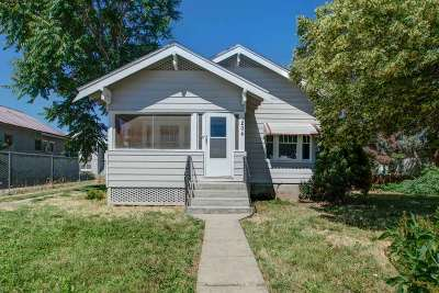 New Plymouth Single Family Home Back on Market: 204 S Plymouth Ave