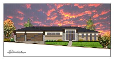 Boise Single Family Home New: 4131 N Eyrie Way