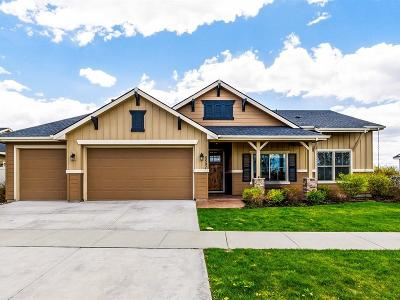 Eagle Single Family Home New: 5591 W Durning Dr.