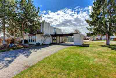 Boise Single Family Home New: 500 S Sawtooth