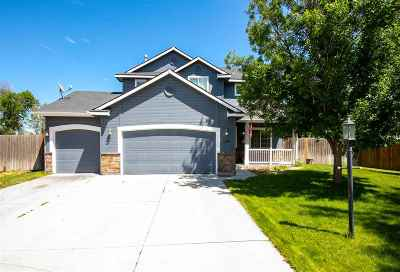 Kuna Single Family Home For Sale: 1109 E Lithic Ct.