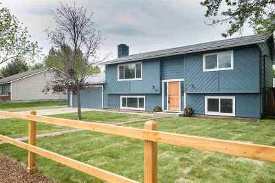 Boise Single Family Home For Sale: 218 W Lexington St