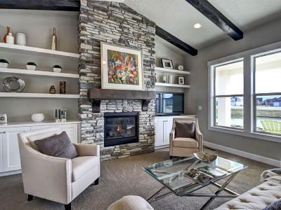 Eagle Single Family Home For Sale: 1485 N Longhorn Ave