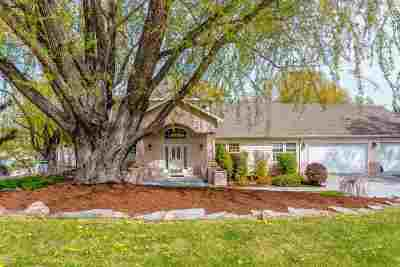 Nampa Single Family Home For Sale: 1318 Virginia Circle