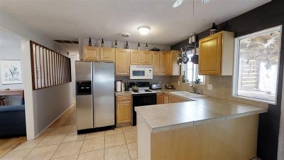 Single Family Home For Sale: 3512 W Plant Dr.